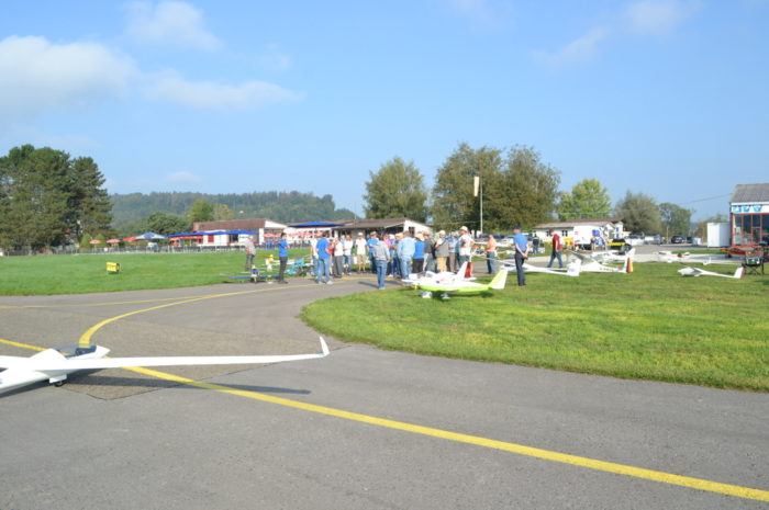 4S-Fliegen 2018 in Sitterdorf